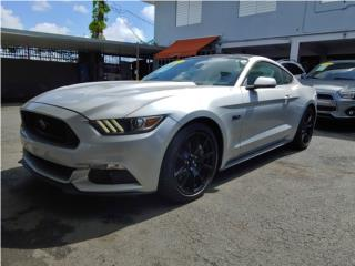 FORD MUSTANG GT 5.0 PREMIUM FASTBACK 2017, Ford Puerto Rico