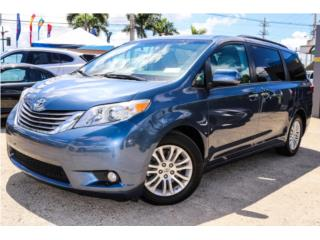 TOYOTA SIENNA XLE 2015 8 PASSENGERS CLEAN!!, Toyota Puerto Rico