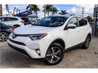 TOYOTA RAV-4 XLE 2018 ONLY 7K MILES!!, Toyota Puerto Rico