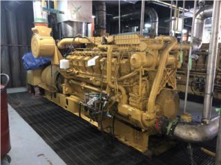 Sistema de Co-generación de 8MW, Equipo Construccion Puerto Rico