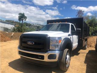 2012 FORD F550 DIESEL CAMION CON BARANDAS, Ford Puerto Rico