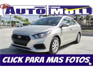2018 HYUNDAI ACCENT SEDAN - VARIEDAD, Hyundai Puerto Rico