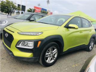 Hyundai Kona, Hyundai Puerto Rico