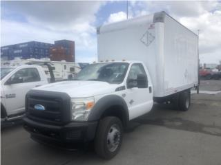 F-450 Seco 16 Pies Lifter Imp., Ford Puerto Rico
