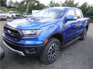 RANGER LARIAT FR4 4X4 HASTA 22MPG! NUEVA, Ford Puerto Rico