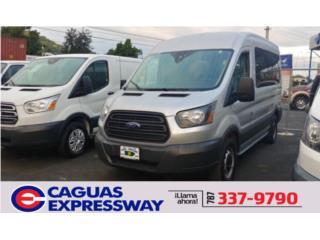 FORD TRANSIT 150 RAMPA IMPEDIDO 2017, Ford Puerto Rico