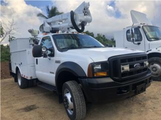 2007 FORD 550 bucket 4X4 DIESEL , Ford Puerto Rico