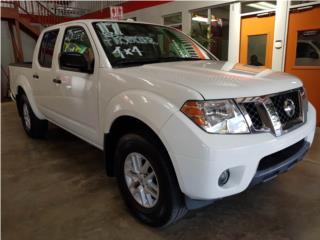 NISSAN FRONTIER *SV* 4X4 CREW CAB, Nissan Puerto Rico