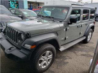 Jeep Wrangler 2018, Jeep Puerto Rico