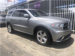 Dodge Durango Limited 2014¡Desde 0pronto! , Dodge Puerto Rico