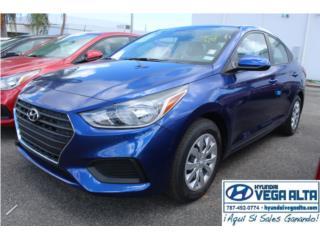 HYUNDAI ACCENT 2020 GL , Hyundai Puerto Rico