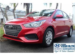 HYUNDAI ACCENT  GL 2020, Hyundai Puerto Rico