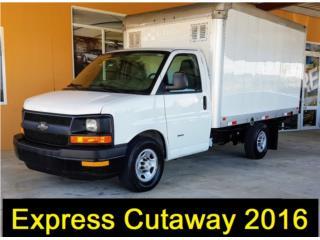 2016 Chevrolet Cutaway 3500 Diesel, Chevrolet Puerto Rico
