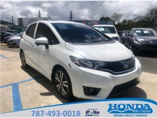 Honda - Fit Puerto Rico