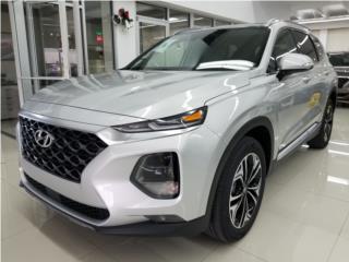2019 HYUNDAI SANTA FE , Hyundai Puerto Rico
