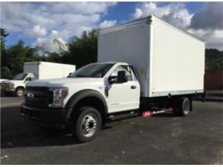 2019 Ford F-550 Cajón 16', Ford Puerto Rico