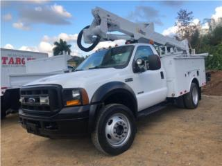 2007 FORD F 550 BUCKET 4X4 DIESEL, Ford Puerto Rico