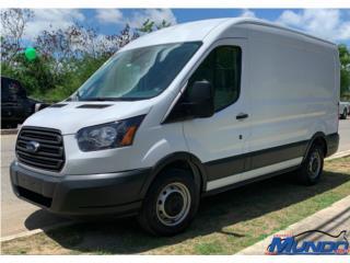 Ford Transit XL150 2017 - PARA CARGA , Ford Puerto Rico