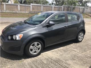 2013 Chevrolet Sonic, Chevrolet Puerto Rico