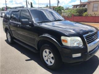 FORD EXPLORER XLT, 10' 62K COMO NUEVA! GANGA!, Ford Puerto Rico