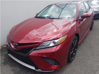 TOYOTA CAMRY XSE 2019 MAYOR DESCUENTO, Toyota Puerto Rico