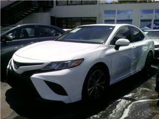 CAMRY 2018 IMPORTADO SE SOLO 15 MIL MILLAS!!!, Toyota Puerto Rico