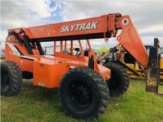2007 SkyTrak 8042, Equipo Construccion Puerto Rico