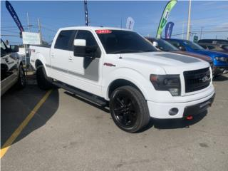 Ford - F-150 Puerto Rico