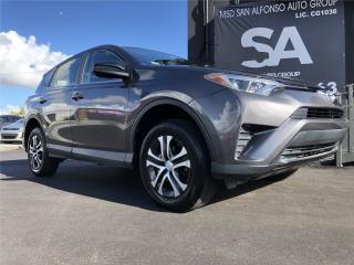 2016 Rav4 Oferta: $267 mensual , Toyota Puerto Rico