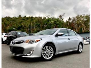 TOYOTA AVALON XLE HYBRID / 2013, Toyota Puerto Rico