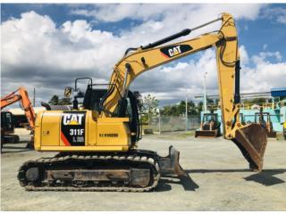 2014 Caterpillar 311FL RR con pala!, Equipo Construccion Puerto Rico