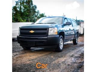 Chevrolet - Silverado Puerto Rico