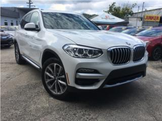 BMW X3 S DRIVE PANORAMA 2019, BMW Puerto Rico