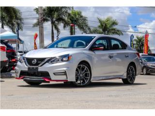 NISSAN SENTRA NISMO 2018 ONLY 3K MILES CLEAN, Nissan Puerto Rico