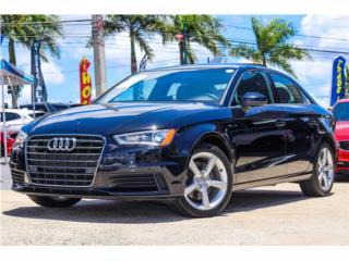 AUDI A3 2016 1.8T TFSI // PAGA $397 mens\\, Audi Puerto Rico