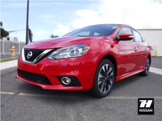 Nissan Sentra SR 2019 BONO de $1,500.00!!!, Nissan Puerto Rico