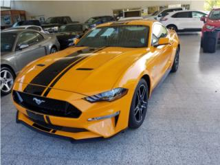 Mustang GT 2018 5.0L, Ford Puerto Rico