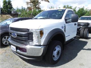F550 XL 6.7L POWER STROKE, Ford Puerto Rico