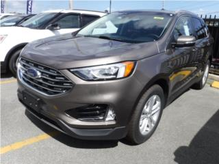 EDGE SEL HASTA 25MPG!, Ford Puerto Rico
