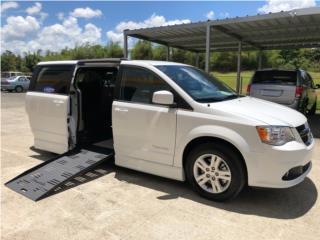 Grand caravan SXT con rampa impedidos, Dodge Puerto Rico
