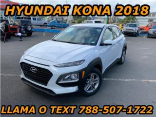 Kona equipada , Hyundai Puerto Rico