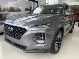 Santa Fe 2019 con Garantía de por vida , Hyundai Puerto Rico