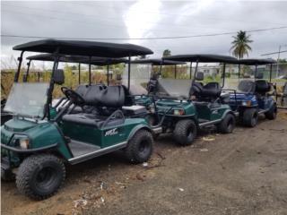 Club Car XRT, Carritos de Golf Puerto Rico