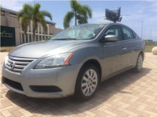 2014 Nissan Sentra S $10,995 Poco Millaje, Nissan Puerto Rico
