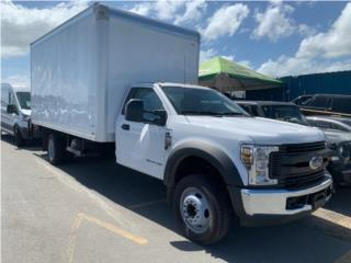 F.550 XL 2019!!!, Ford Puerto Rico
