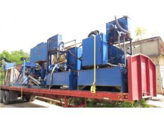 EAGLE FLEMING BLOCK MACHINE 36X36, Equipo Construccion Puerto Rico