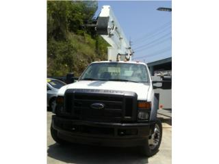 FORD F550 2008 CANASTO, Ford Puerto Rico
