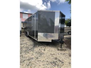 Trailer 8.5 x 24 Multiuso 8.5x24 2019 $8890, Trailers - Otros Puerto Rico