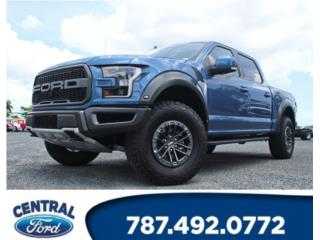 Ford - Raptor Puerto Rico