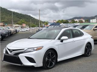 Toyota Camry XSE Del 2019 Como Nuevo, Toyota Puerto Rico